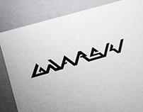GNARSKI Custom Font Logo