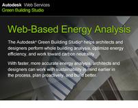 Autodesk Web Application Visual Design