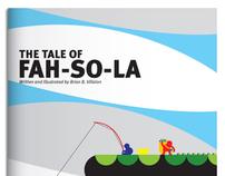 The Tale of Fah-So-La Children's Book
