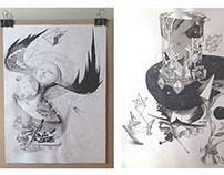 Sketch Book A3-2011