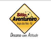 Sítio Aventureiro - web site
