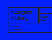 KONGRES KULTURY PARTY