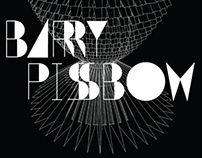 Barry Pissbow Font