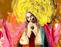 Virgen de la psicosis