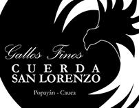 logotipo Cuerda San Lorenzao