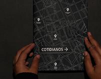 Cotidianos: Livro Ilustrado de Contos Brasileiros (TCC)