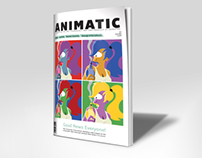 Editorial Design: The Animatic Alternate Cover