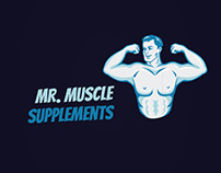 Mr Muscle Supplements