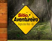 Site Aventureiro - Web site V2