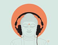 Buddha Print Series