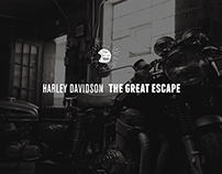 Harley Davidson- The Great Escape