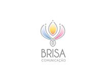 Logotipo Brisa Comunicação