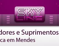 Skyline - Web site