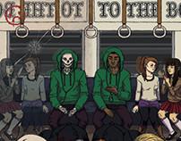 To The Bone: Magazine Cover