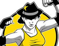 Violentango 2 Logo design