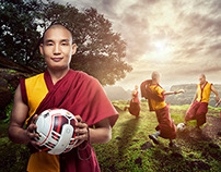Indian Soccer League (ISL) - Retouching