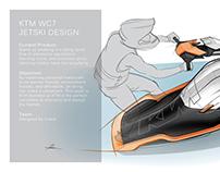 KTM WC7 Standup Jetski