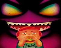"""El Temible Monstruo Come Hambuerguesas"""