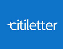 Citiletter Logo Work