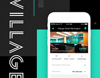 VILLAGE - Mobile app/Web/Admin panel