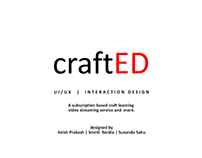 craftED | School of Craft