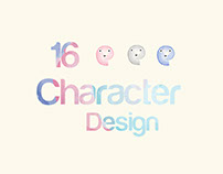 16 Character Design