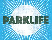 Parklife Festival Branding