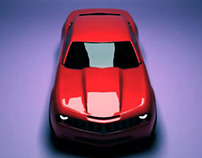 Camaro SS (chevrolet) Modeling