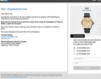 IWC, opération Linkedin