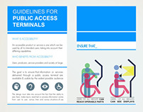 Guidelines for Public Access Terminals (Infographic)