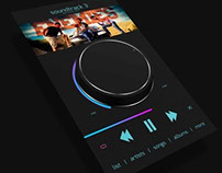 CONCEPT - iOS MUSIC PLAYER