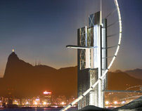 CITY-TOWER for Rio de Janeiro / competition project