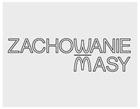 leaflet / zachowanie masy exhibition