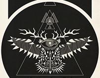 Ringo Deathstarr - Gig Poster - Austin TX