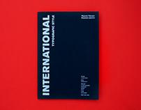 editorial design · redesign