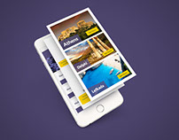 Greek Traveller App