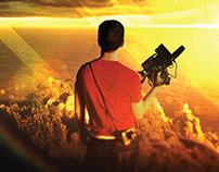 Holy Ghost Documentary Poster & DVD Design