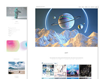 WEB SITE _ GENERATIVE ART STUDIO_wordpress