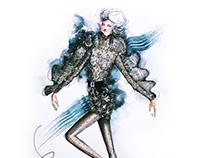 Zuhair Murad SS17 Haute Couture