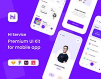 Hi Service UI Kit