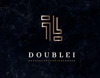 Double i Hotel Logo Design