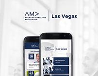 AMA UI App Design