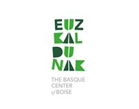 Euzkaldunak · The Basque Center of Boise