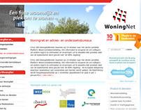 Frontend - woningnet.nl