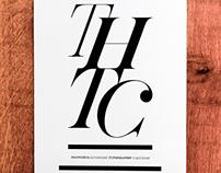 TTC / Tontcho´s Typographic Calendar 2012