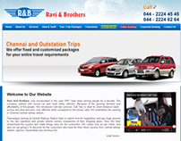 Ravi & Brothers Call Taxi