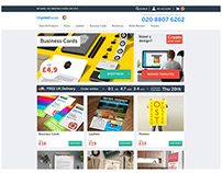 Ukprinthouse Web