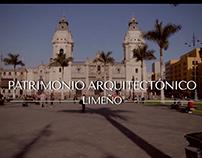 Patrimonio arquitectónico limeño