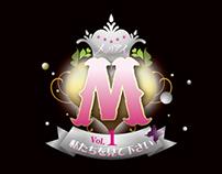 Logo of meguriai's 1st LIVE show