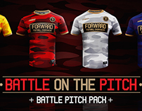 CAMO JERSEY -BATTLE PITCH PACK-